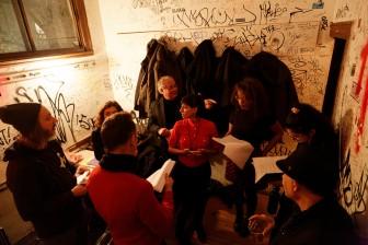 la sala rossa - mepf 15